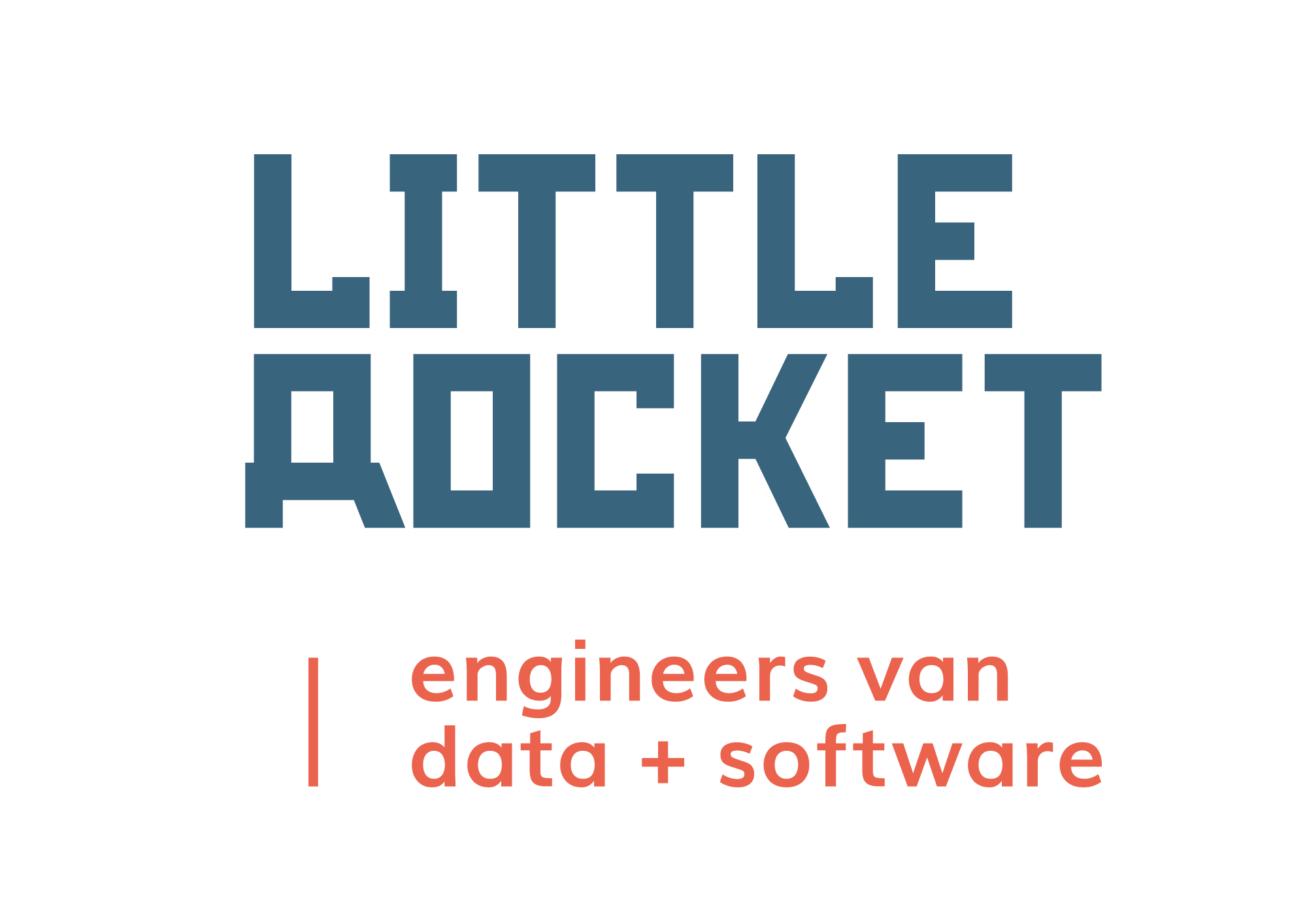 Little Rocket | Engineers van data + software