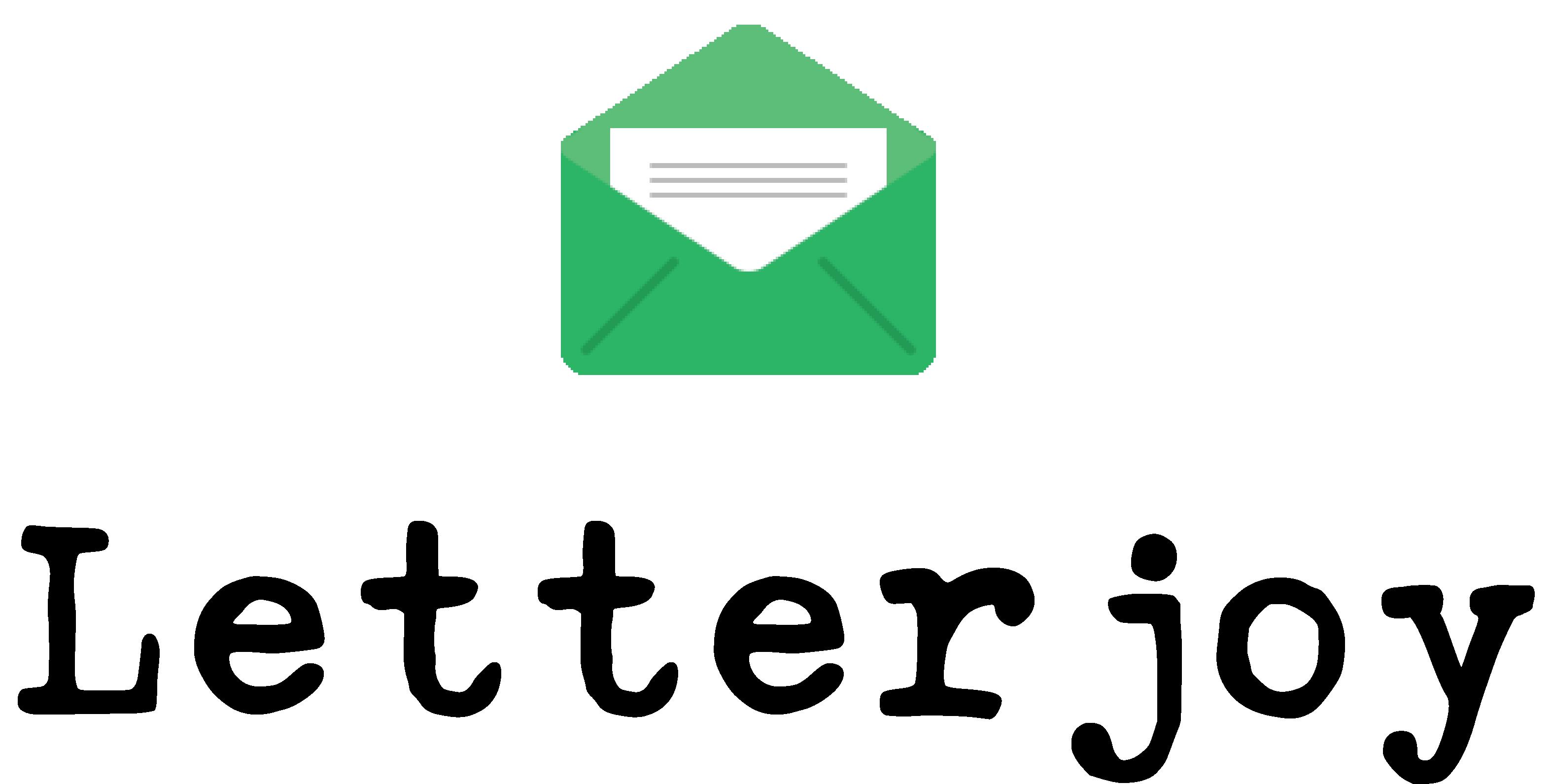 Letterjoy
